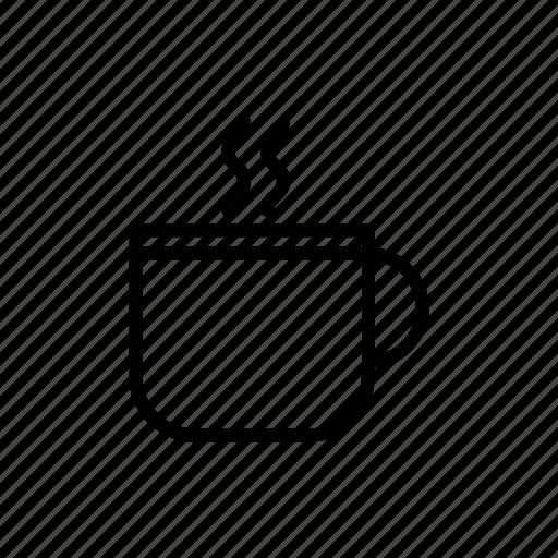 beverage, coffee, drinks, tea icon