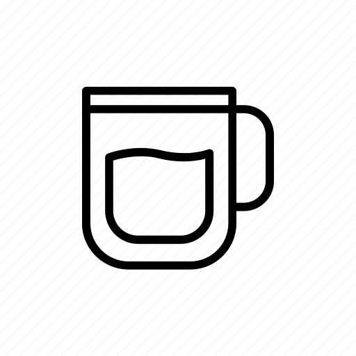 beverage, coffee, drinks, tea, water icon