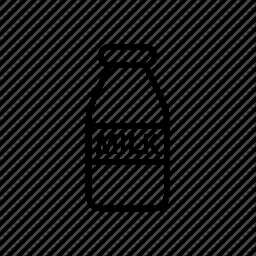 beverage, drinks, health, milk icon