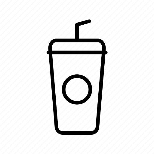beverage, drinks, soda, water icon