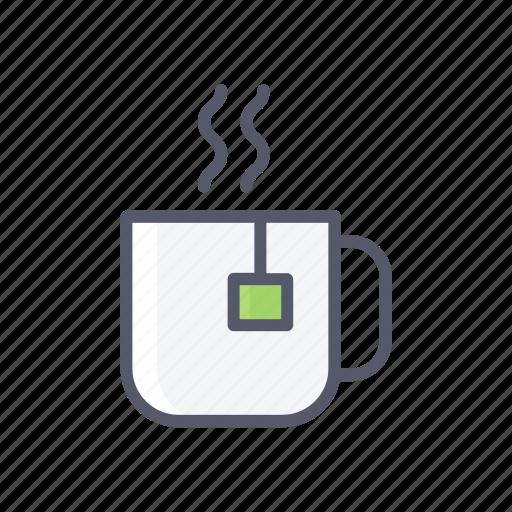 beverage, drinks, tea, water icon