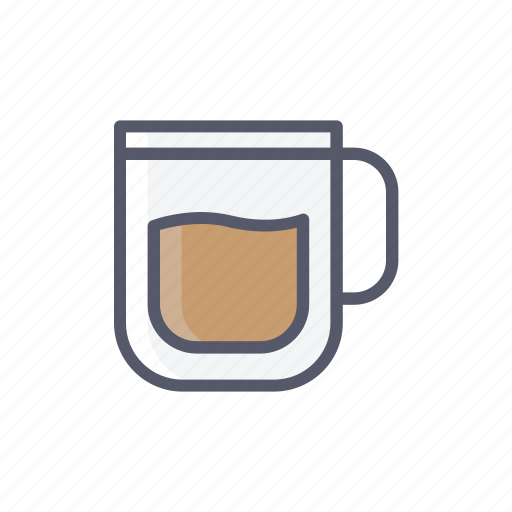beverage, coffee, drinks, water icon