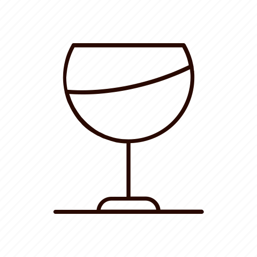 cocktail, drink, glass, wine icon