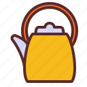 teapot, traditional, drink