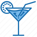 business, cocktail, enjoyment, food, people, restaurant, service icon