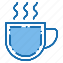 business, coffee, enjoyment, food, people, restaurant, service icon