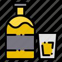 alcohol, bar, barista, cafeteria, counter, shop, work icon