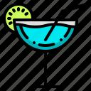 bar, barista, cafeteria, counter, juice, shop, work icon