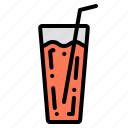 bar, cafeteria, counter, drink, shop, sweet, work icon