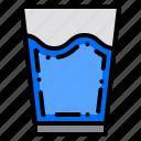 bar, barista, cafeteria, counter, shop, water, work icon