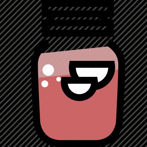 Drink, jar, juice, lemon, orange, thirsty icon - Download on Iconfinder