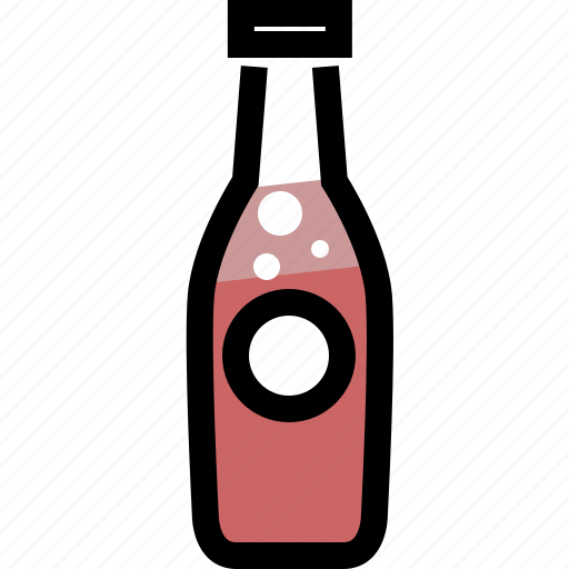 beers, bottle, drink, thirsty icon