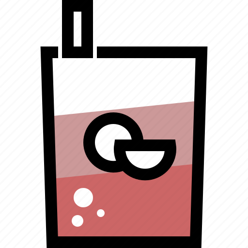 Drink, fruit, juice, juicebox, lemon, thirsty icon - Download on Iconfinder