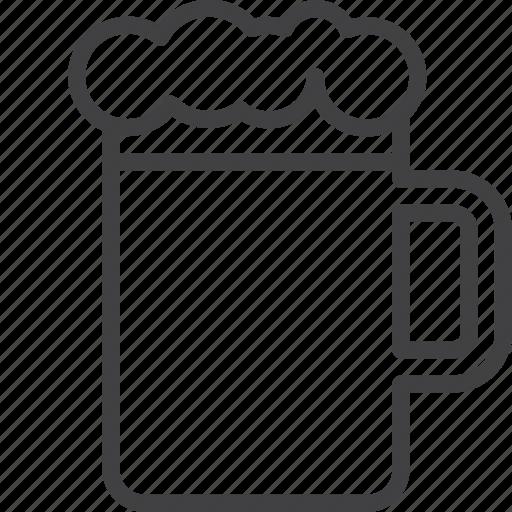 bar, beer, mug, pub icon