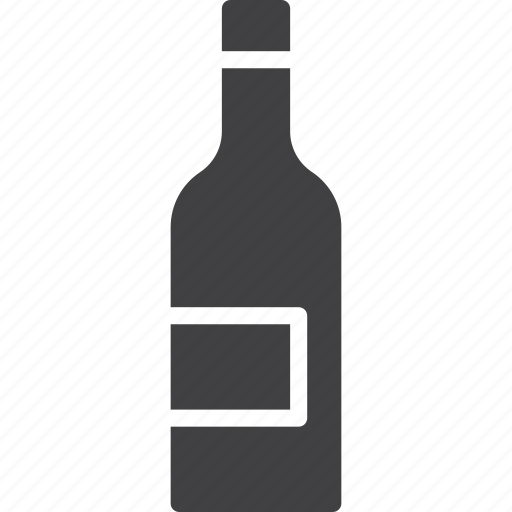 bar, bottle, wine icon