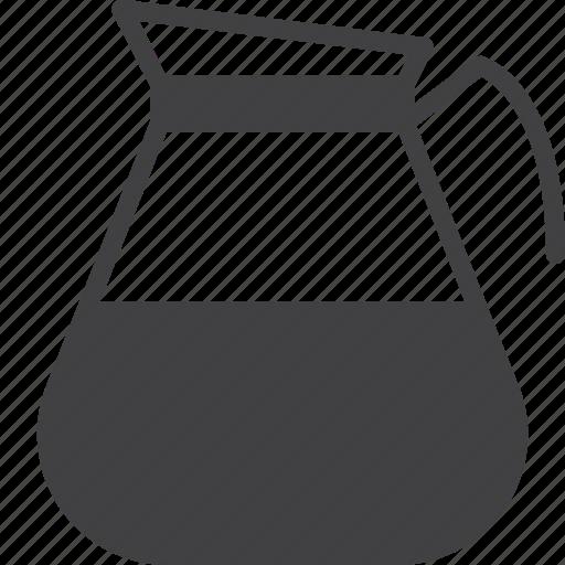 coffee, kitchen, pot icon