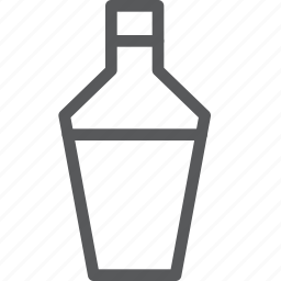 bottle, cocktail, drink, fluid, hydrate, mix, plain icon