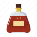 bottle, brandy, cubata, drinks, rum icon