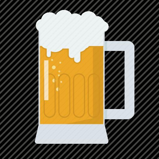 beer, drink, drinks, german, mug icon