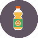 beverage, bottle, drinks, fanta, juice, orange, soda icon
