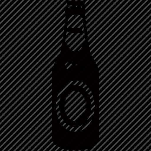 alcohol, beer, beverage, bottle, glass, liquor, restaurant icon