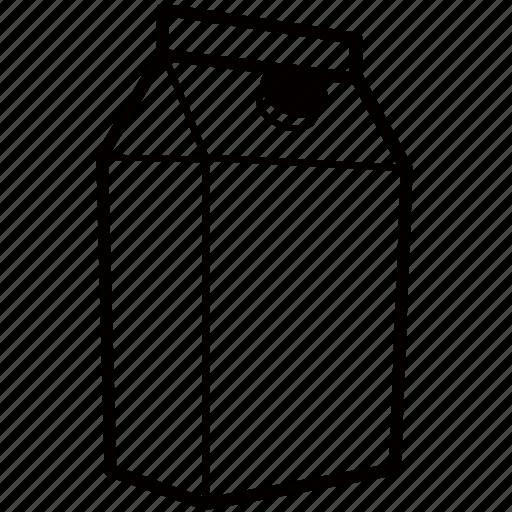 beverage, carton, drink, gallon, juice, milk icon