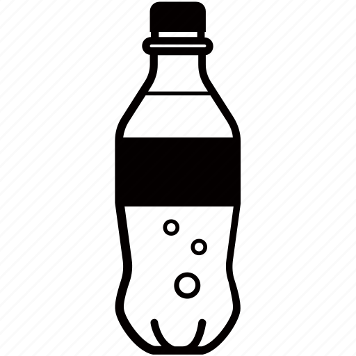 Beverage, bottle, coke, drink, pet, soda, soft icon | Icon ...