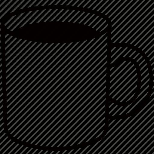 beverage, cafe, coffee, cup, drink, mug icon