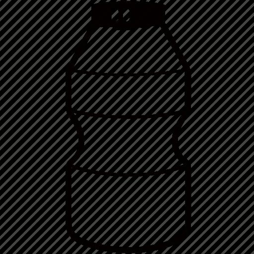 bottle, drink, healthy, probiotic, yakult, yogurt icon