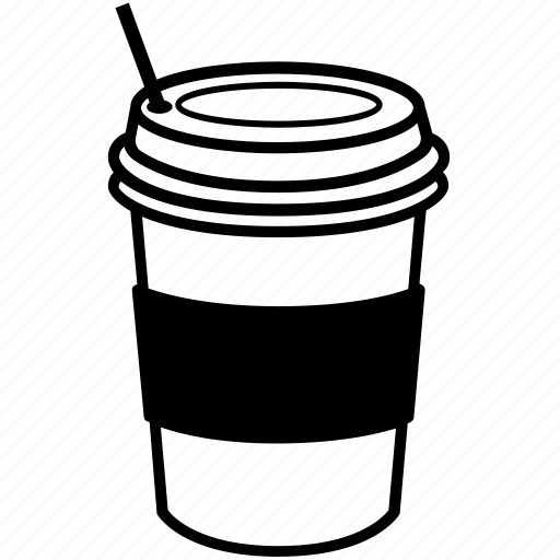 cafe, coffee, container, cup, drink, hot, takeaway icon
