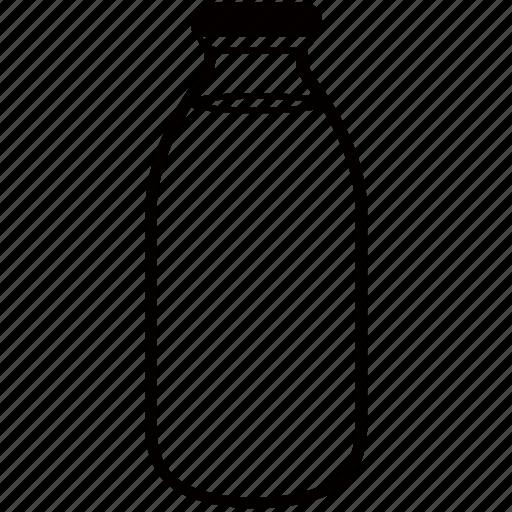 beverage, bottle, drink, glass, juice, milk icon