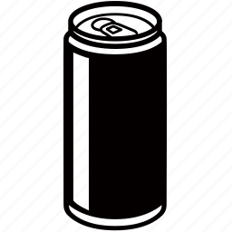 beverage, can, drink, energy, pop, soda, tin icon