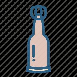 alcohol, beer, beverage, bottle, drink icon