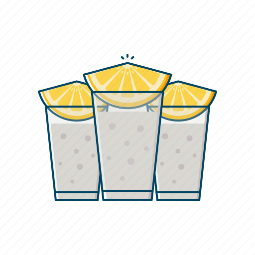 bar, drinks, lick, shots, sip, suck, tequila icon