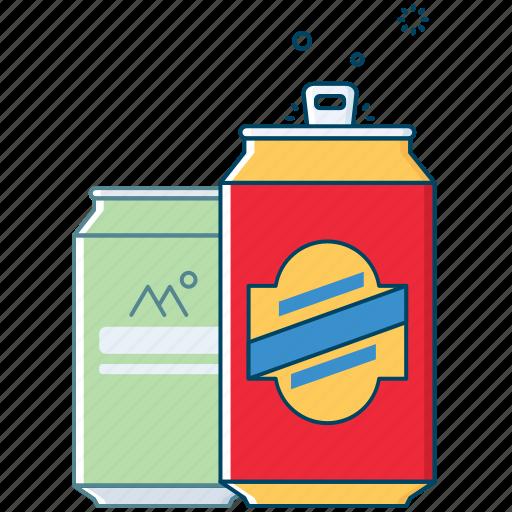 alcohol, beer, cane, drink, juice, liquor, tin icon