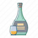 alcohol, beer, beverages, bottle, drink, vodka icon