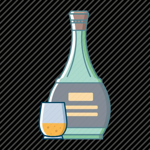 alcohol, beer, beverages, bottle, drink, vodka icon
