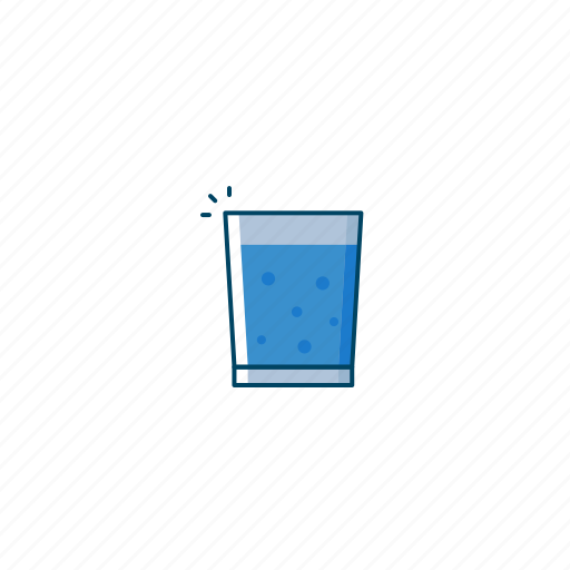 alcohol, beer, blue, cocktail, drink, glass, lagoon icon