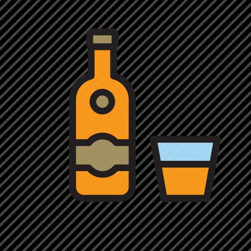 alcoholic, beverage, cuba, drink, drinking, liquor, rum icon