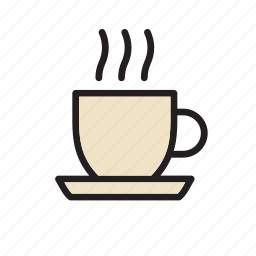 beverage, coffee, cup, drink, drinking, milk icon