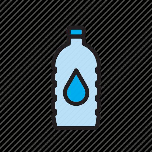 beverage, bottle, drink, drinking, drop, water icon