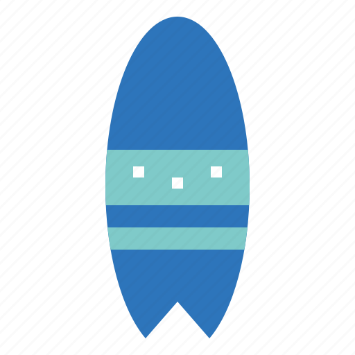 beach, board, sports, surf icon