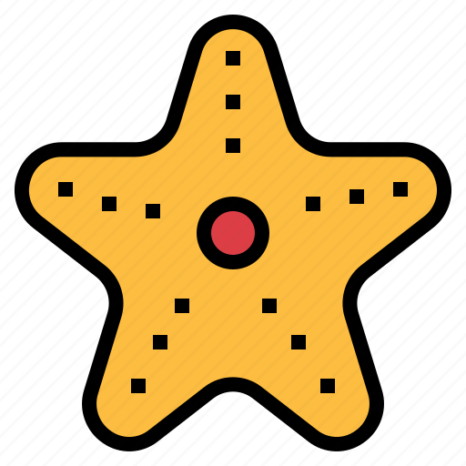 Animals, aquarium, life, sea, starfish icon - Download on Iconfinder