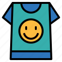 clothing, fashion, shirt, tshirt icon