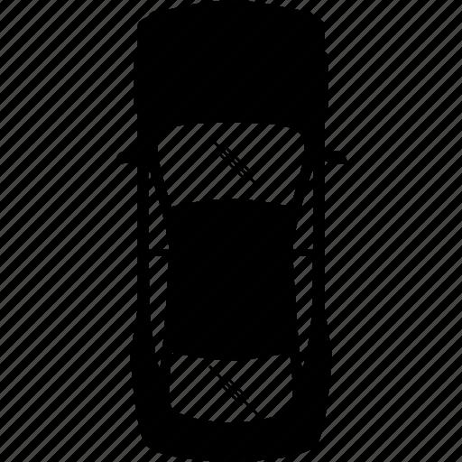 Above Car Top Icon