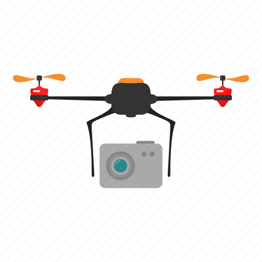 camera, copter, delivery, drone, photo, photography, spy icon