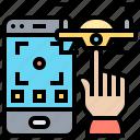 control, drone, firmware, remote, smartphone