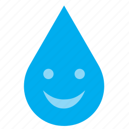 drop, eco, face, guardar, save, smile, smiley, water icon