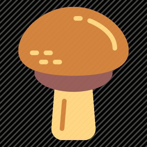 food, fungi, mushroom, nature icon