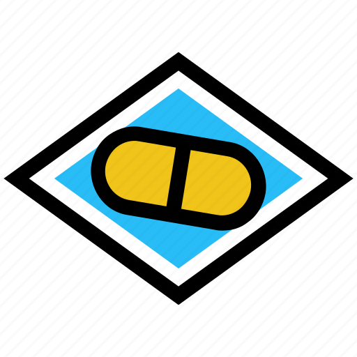 Capsule, drugs, healthcare, medicine, pharmacy, pill, tablet icon - Download on Iconfinder